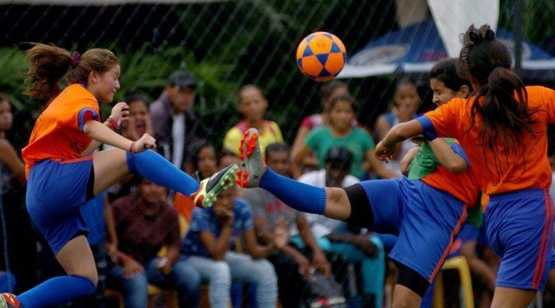 Fútbol femenino en Guayaquil