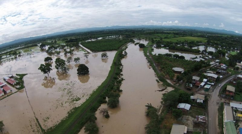 Daños por inundaciones