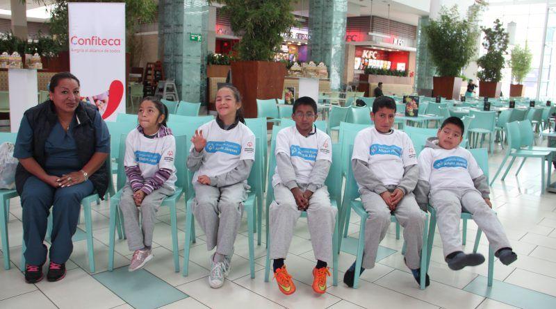 Apoyos en Quito