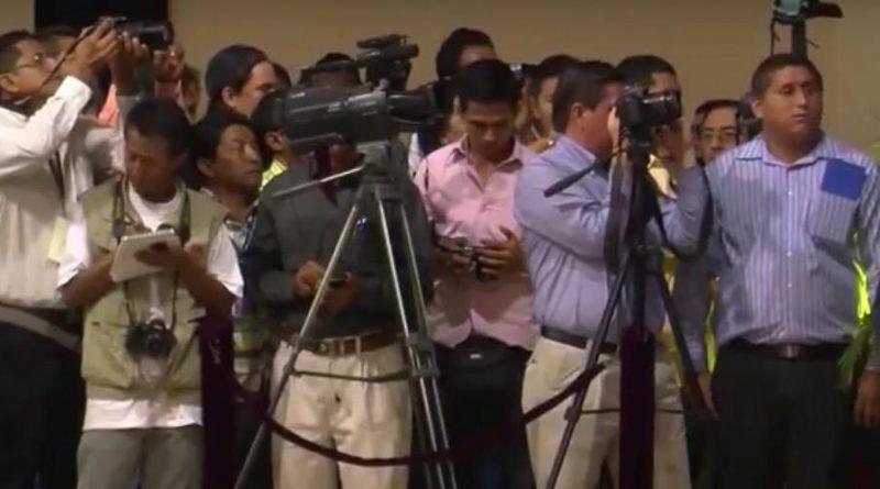 Sanción medios de comunicación Ecuador