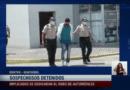 Persecución policial permite recuperar vehículos robados