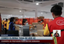 Eliminan tarifa de USD 42 para paquetes que se importan a través de courier