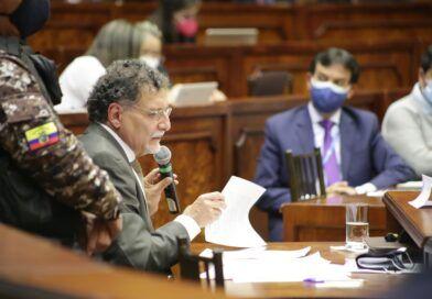 Juicio político: Pablo Celi dice que el desvanecimiento de glosas no es ilegal