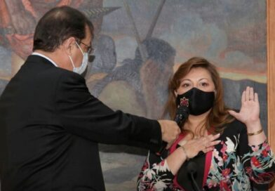 Con 15 votos a favor, Brith Vaca fue elegida vicealcaldesa de Quito