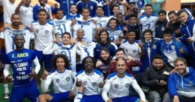 Cumbayá se coronó campeón de la Serie B