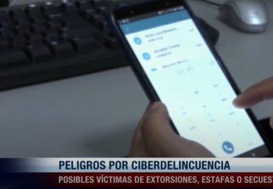 Ataques de la ciberdelincuencia en Ecuador